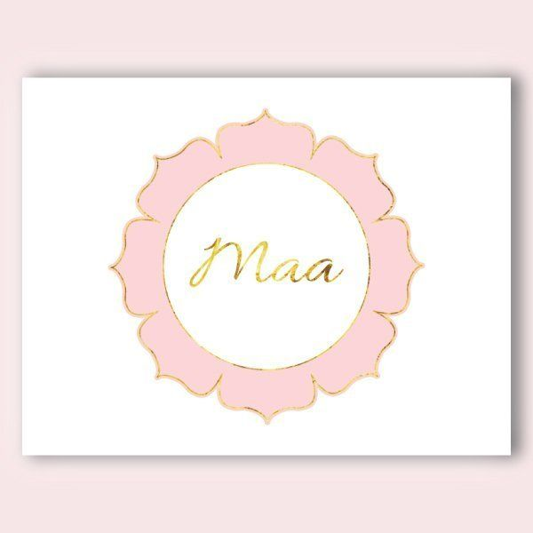 Grandmother Card for Indian Grandmothers